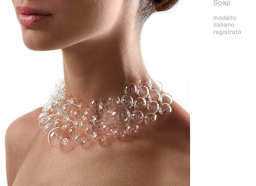Marina e susanna sent oggetti in vetro di murano for Gioielli di design